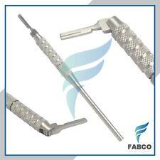 Adjustable Scalpel Handle 3 Dental Medical Surgical Instruments