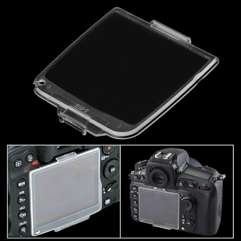 For Nikon D200 LCD Screen Hard Plastic Protector ,BM-6 Screen Cover