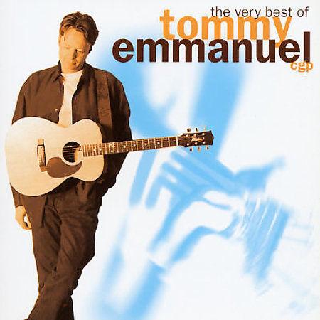 the very best of tommy emmanuel by tommy emmanuel cd aug 2001 sony for sale online ebay. Black Bedroom Furniture Sets. Home Design Ideas
