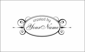 UNMOUNTED-PERSONALIZED-CREATED-BY-CUSTOM-RUBBER-STAMPS-C93