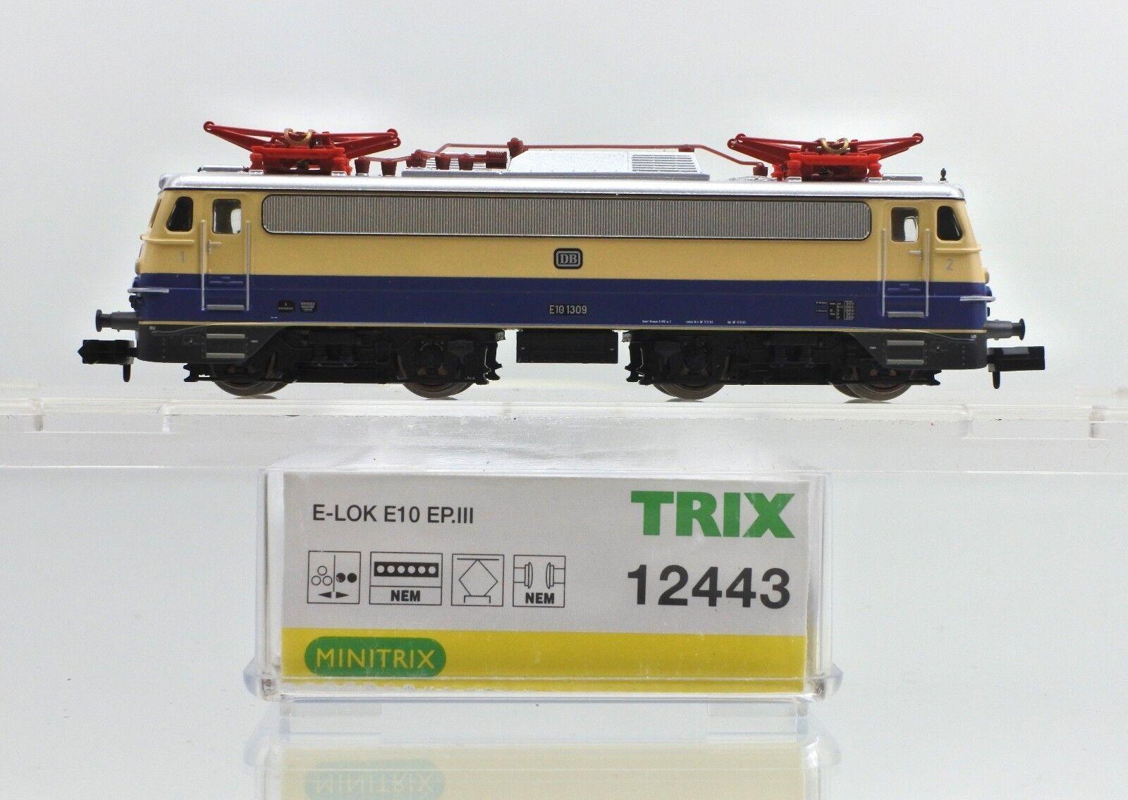 Trix N Scale 12443 Db Epiii E.10 Motor Eléctrico  1309