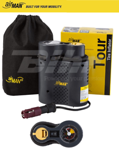 AIRMAN Tour Compressore Portatile Pneumatici Gomme Per Suzuki