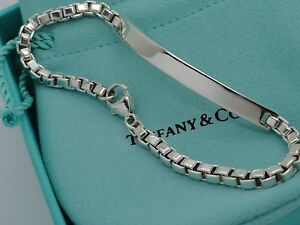 Image Is Loading Tiffany Amp Co Sterling Silver 8 1 2