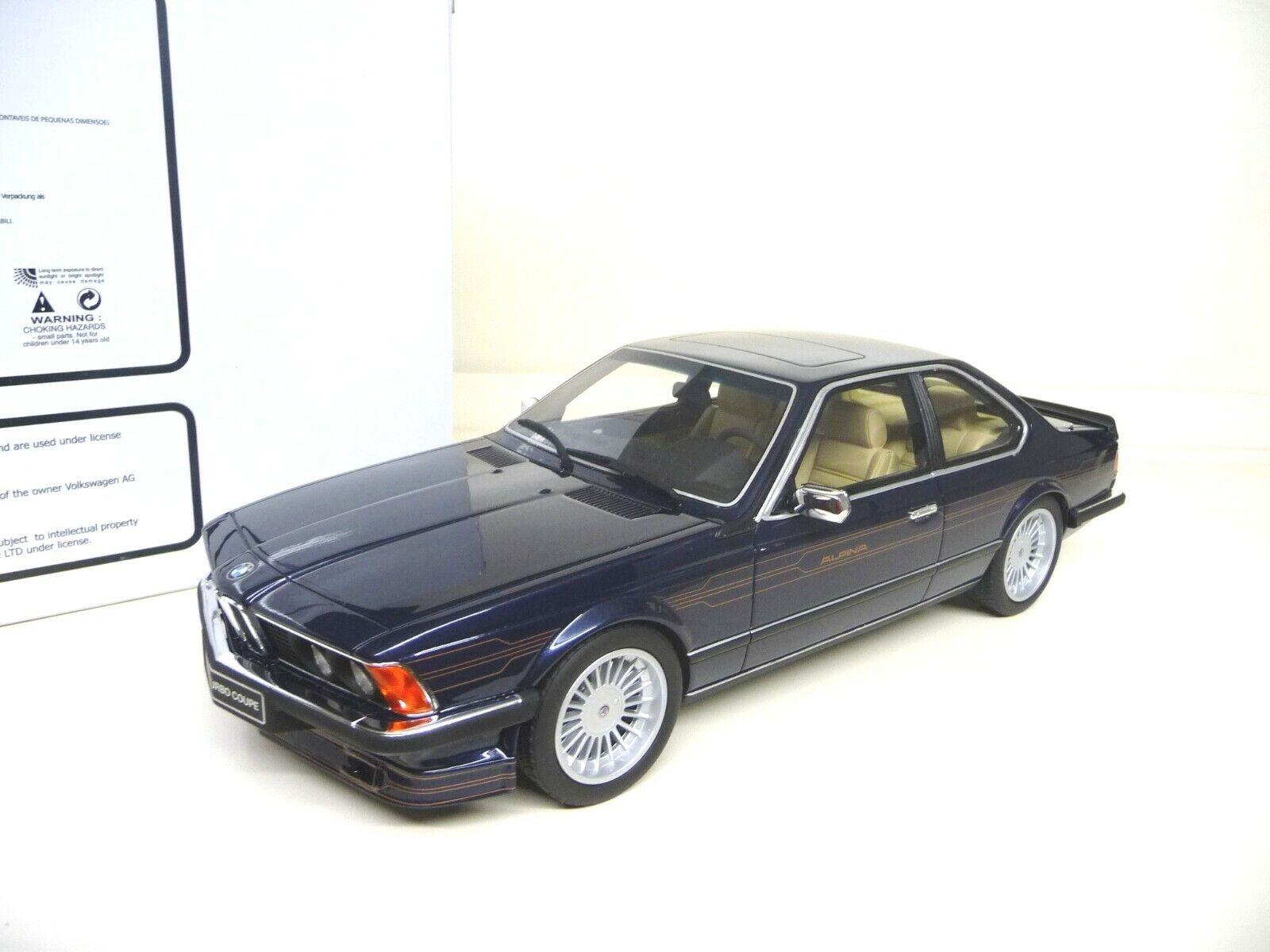 1 18 Otto BMW ALPINA B 7 Coupe 635 CSI Otto Mobile OT163 NEU NEW