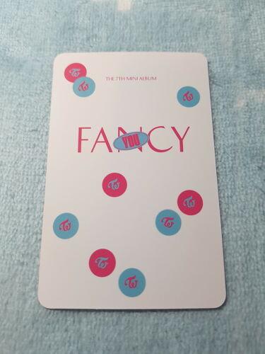 TWICE 7th Mini Album FANCY YOU Nayeon Type-9 Photo Card K-POP 6