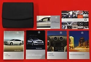 2009 2010 mercedes benz r class owners manual r350 owner s manual rh ebay com Mercedes R350 Review R350 Interior