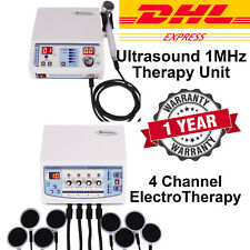 Ultrasound Therapy Amp Electrotherapy Combination Physical Pain Relief Therapy Unt