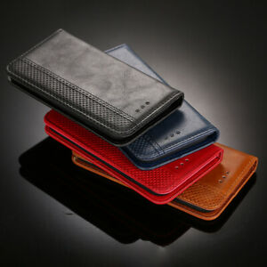 Details about For Umidigi One /Pro Max F1 A3 S3 Pro Magnetic Flip Wallet  Leather Case Cover