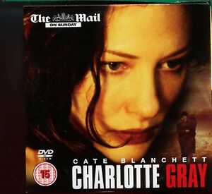 Charlotte-Gray-The-Mail-On-Sunday-Promo-DVD-1st-Class-Post
