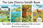 The Lake District Sticker Book: The Wildlife of Cumbria in Gorgeous Fold-Out Scenes by Jake Island Ltd (Paperback, 2015)
