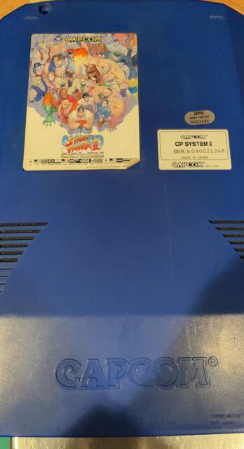 Capcom CPS2 mounting feet Arcade JAMMA