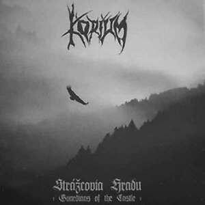 Korium-Stra-covia-Hradu-Guardians-of-the-Castle-CD-Black-Metal-Blackmetal