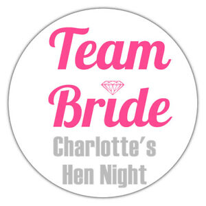 24 Personalised Hen Do Party Night Weekend Stickers Labels Sparkly Pink /& White