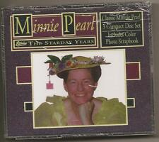 "MINNIE PEARL, 3 CD SET ""THE STARDAY YEARS"" NEW SEALED"