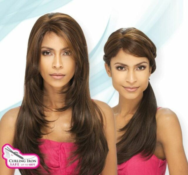 Equal Lace Front Invisible Part Wig - Ambition