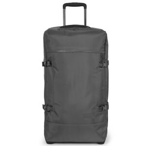 Eastpak-Tranverz-M-Trolley-Reisetasche-Tasche-Rollen-Koffer-grey-matchy-EK62L83N