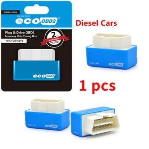 1 PCS Eco OBD2 Fuel Saver Tuning Box Chip For Diesel Car