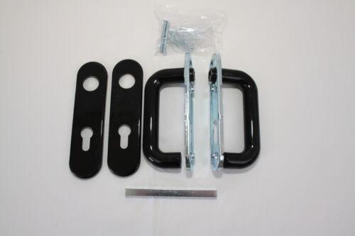 Eco Feu Protection oppresseurs Parure FS Salon Noir DIN 18273 FS TS 40-70 U-Forme