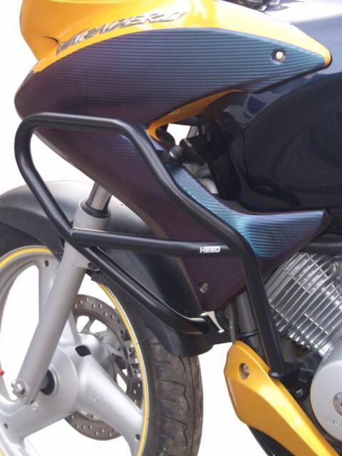 Pare carters Crash Bars Heed HONDA XL 125 Varadero (2001-2012) protection moteur