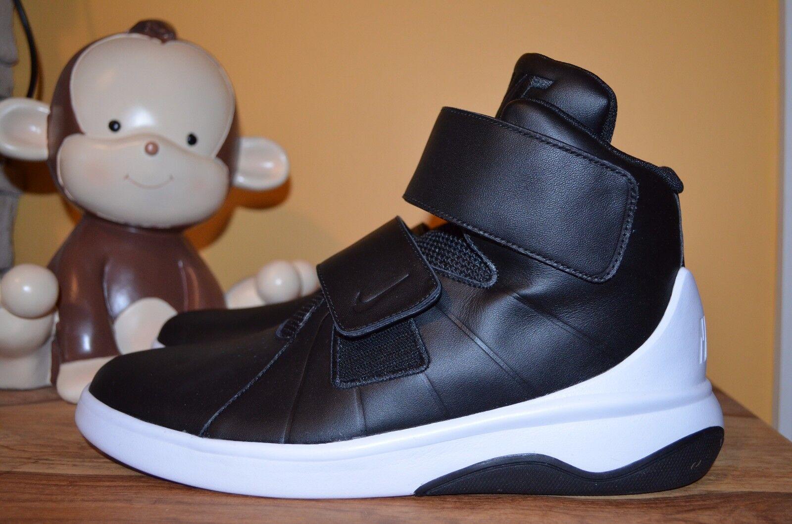 ccbad1ec5bf94 NEW NIKE MARXMAN Casual Hi Top Top Top shoes SZ 10.5 11 Black White 832764-