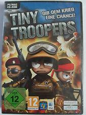 Tiny Troopers - PC & Mac - Cannon Fodder Remake - Strategie Soldaten Militär