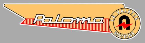 PALOMA right Sticker droit