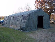 item 4 MILITARY TENT BASE- X 307 GREEN EASY UP 18u0027 x 35u0027 SURPLUS GARAGE HUNTING ARMY -MILITARY TENT BASE- X 307 GREEN EASY UP 18u0027 x 35u0027 SURPLUS GARAGE ... & Hdt Base X Model 305 Tent | eBay