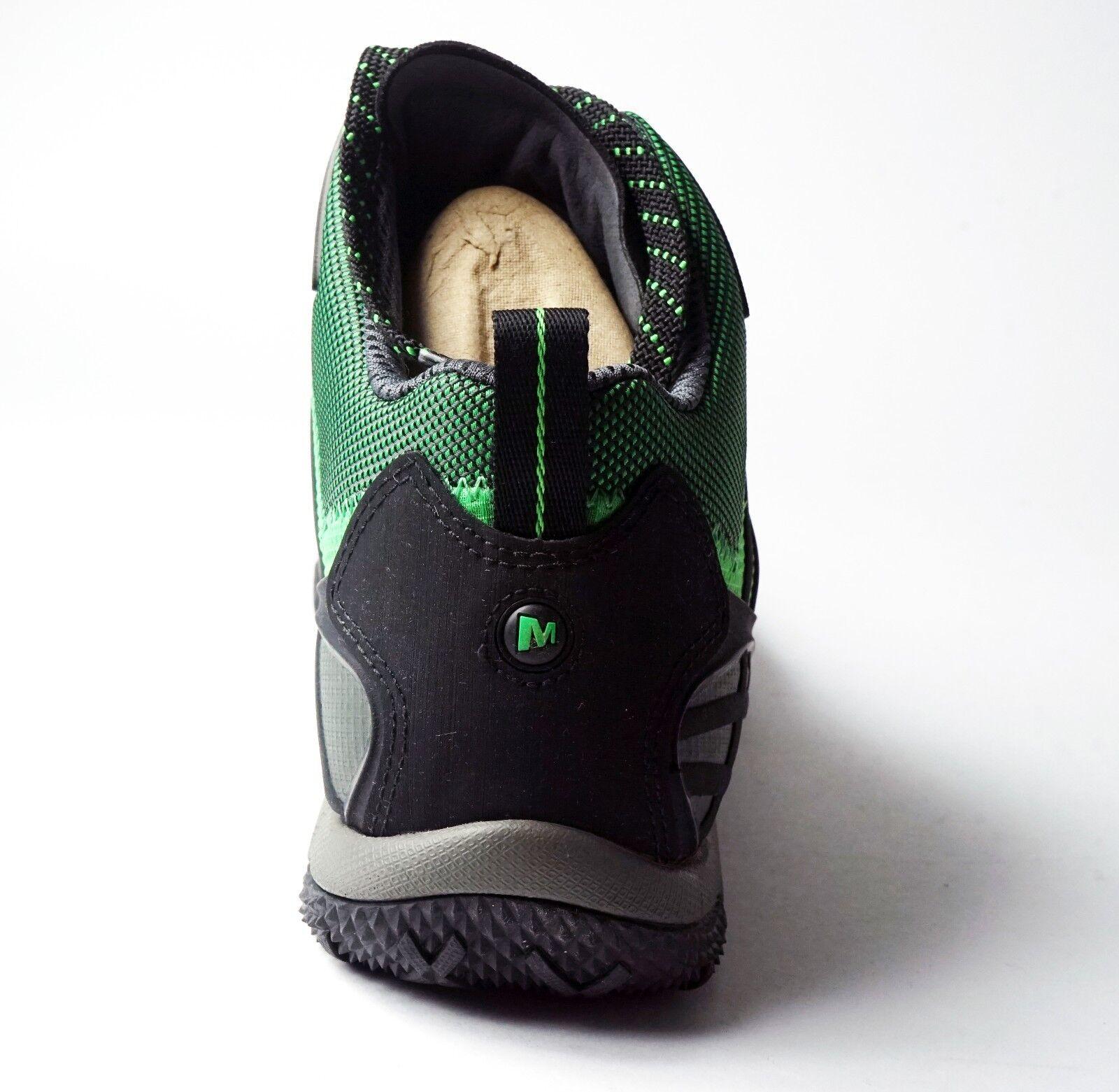 Merrell  Uomo Proterra Mid Walking Sports Grün Trekking Schuhes Walking Mid Hiking Schuhes(Sale) 5439e7
