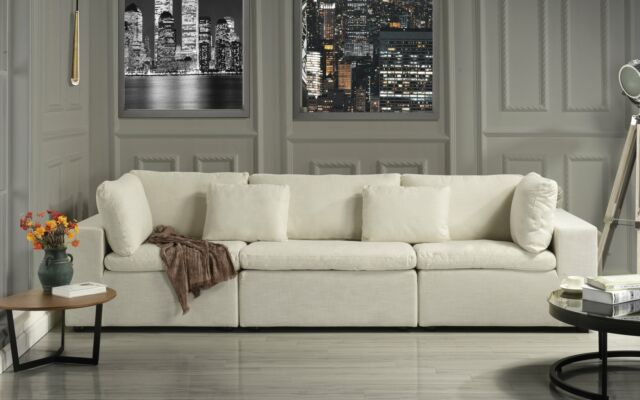 Contemporary Lounge Sofa Living Room