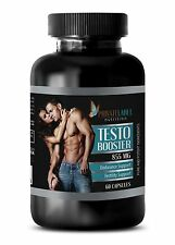 Testosterone supplement - TESTO BOOSTER 855mg - fertility blend for women - 1 B