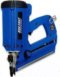 New Duo Fast Cordless 20 Degree Framing Nailer Nail Gun