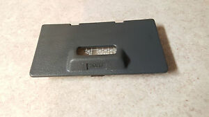 1992 honda civic fuse box 1992-2000 honda civic cover fuse box grey 77222sr3000zc ...