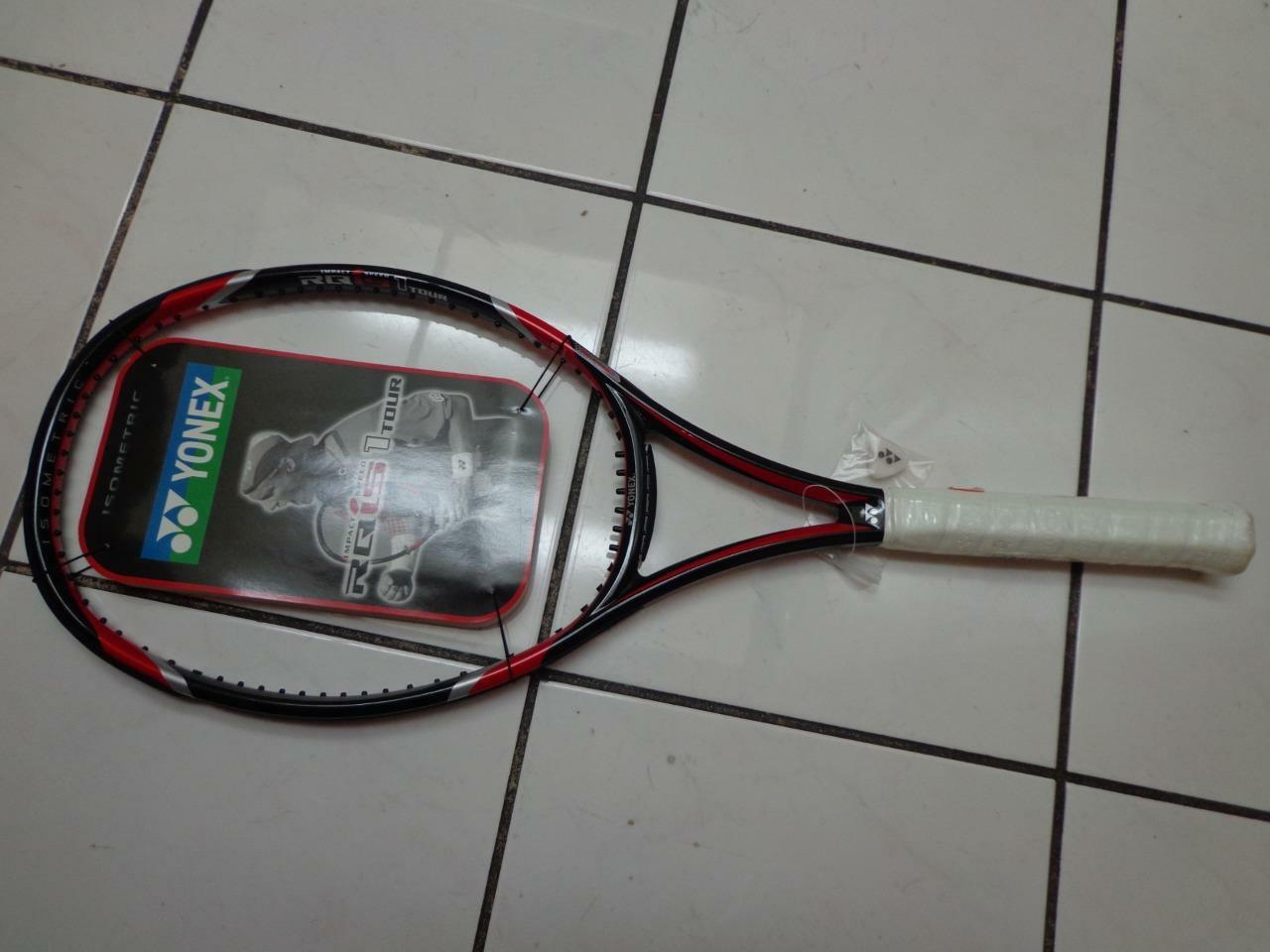 NEW Yonex RQ IS 1 Tour 95 head 16x18 4 1 2 grip 295 grams Tennis Racquet