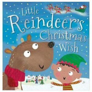 Preschool Bedtime Christmas Story Book: - LITTLE