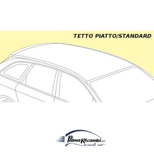 BARRE PORTATUTTO PORTAPACCHI CAM LOGICO 41061 CITROEN C3 TOYOTA YARIS