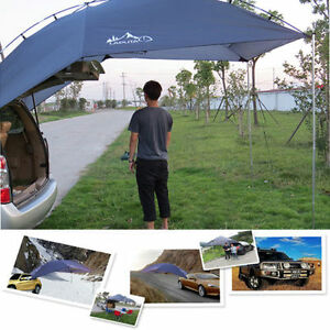 ... Car-Backroadz-Awning-Roof-Top-Tent-Rack-C&er- & Car Backroadz Awning Roof Top Tent Rack Camper Trailer 4WD Camping ...
