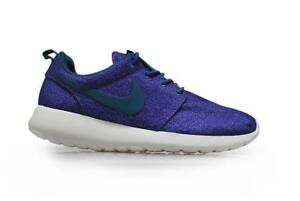 376ce24d301b Womens Nike Roshe run Print - 599432 551- Purple Haze Trainers ...