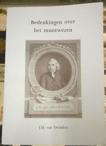 Bedenkingen-over-het-muntwezen-JH-van-Swinden-uitgifte-Het-Nederlands-Muntmuseum