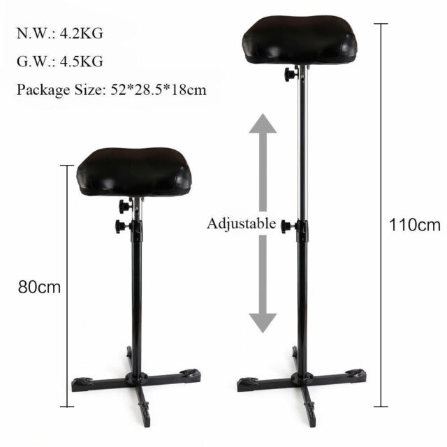 Solong Tattoo Armrest Stand Heavy Duty Height Adjustable Hand Lever