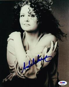 AIDA-TURTURRO-SIGNED-8X10-PHOTO-THE-SOPRANOS-AUTHENTIC-AUTOGRAPH-PSA-A