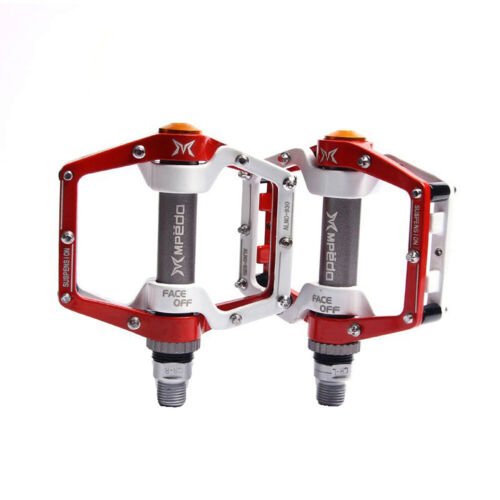 1Pair Aluminum Bicycle Pedals Mountain Bike Pedals MTB Road Mountain Bike Strong