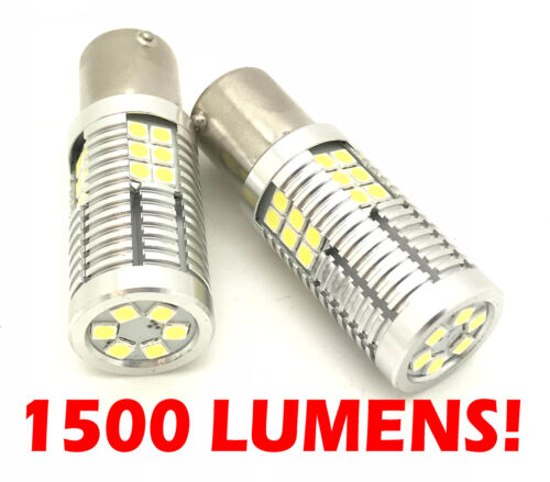 High Power Reverse Light Bulbs 30 LED P21W For Renault Trafic MK2 Bus 01-On