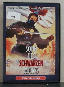 DVD Sohn des schwarzen Adlers - FSK 12