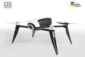 IDE-Landegestell-f-Parrot-Bebop-Drone-2-Legs-Leg-Riser-Extensions-Landing-Gear