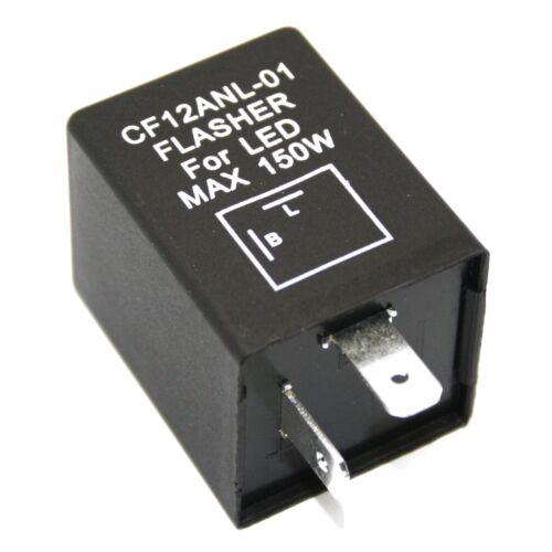 1X Relais Blinker Blinkerrelais Flasher 3 4 Polig 12V CF13 GL-02 81980-50030