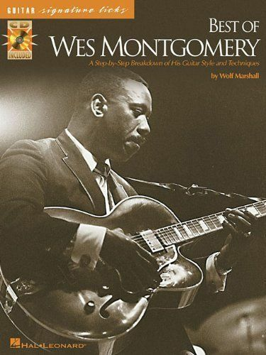 1 of 1 - Best of Wes Montgomery (Signature Licks), Very Good Condition Book, Marshall, Wo