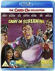 Carry on Screaming Blu-ray 1966 DVD Region 2