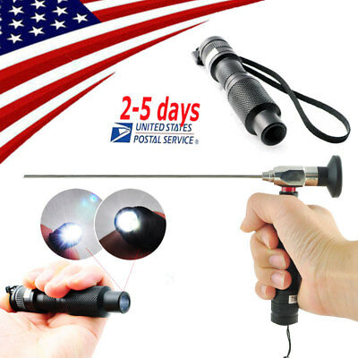 10w Portable Handheld Led Cold Light Source Fit Storz Wolf