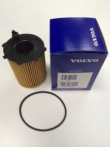 genuine volvo oil filter s80 v70 v40 s40 v50 c30 s60 v60 diesel 30735878 ebay. Black Bedroom Furniture Sets. Home Design Ideas
