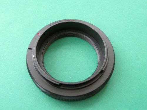 60Da,80D 7D EOS 5DS R 6D 5D T2 Mount Adapter ring T2-EOS for Canon EOS 5S